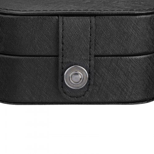 Black Portable Jewelry Case