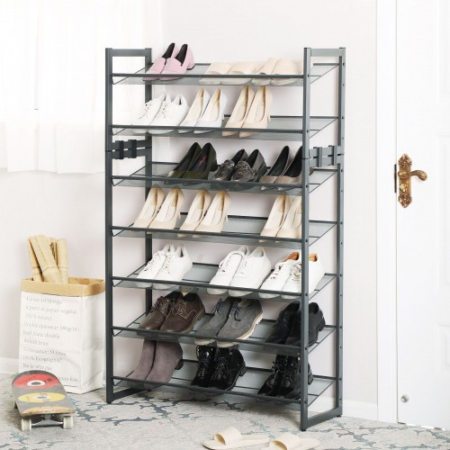 Stackable Shoe Storage Shelf