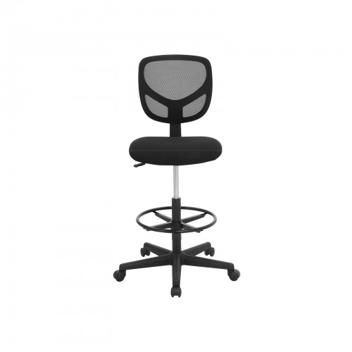 Mesh Drafting Stool Chair