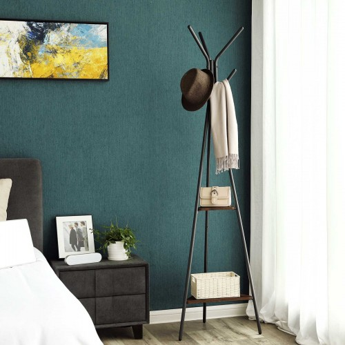 Tapered Coat Rack Stand