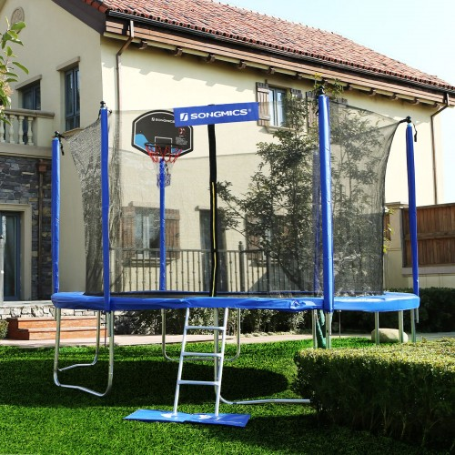 14FT Interior Net Trampoline